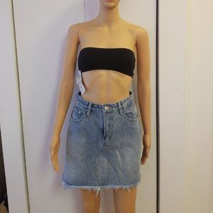 Minkpink small denim mini New
